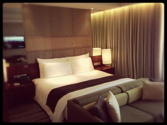 Hansar Bangkok: Bedroom