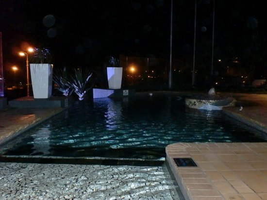 Paxton Hotel: Outdoor swimming pool