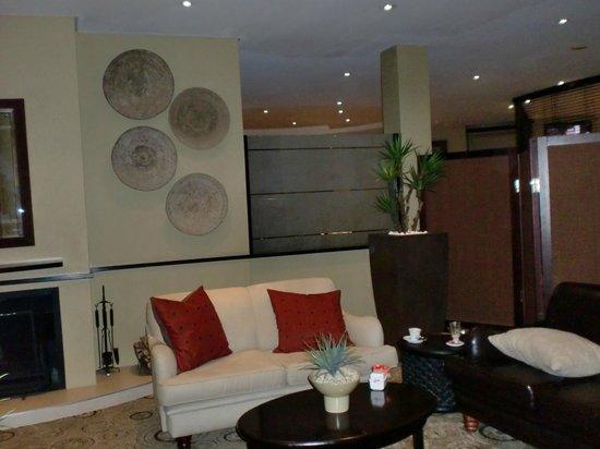 Paxton Hotel : Reception Area