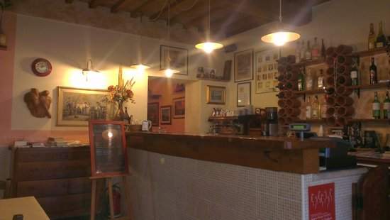 Caffescondido : il bar