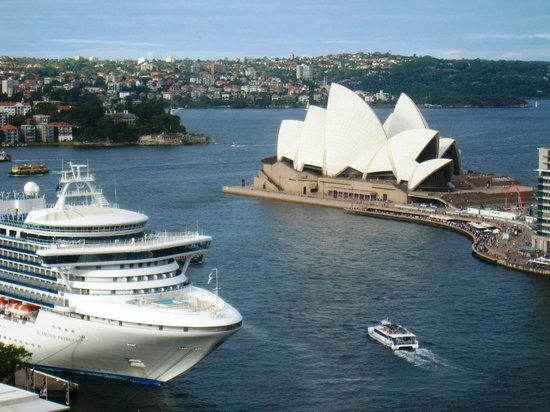 Four Seasons Hotel Sydney: views from your room... to die for