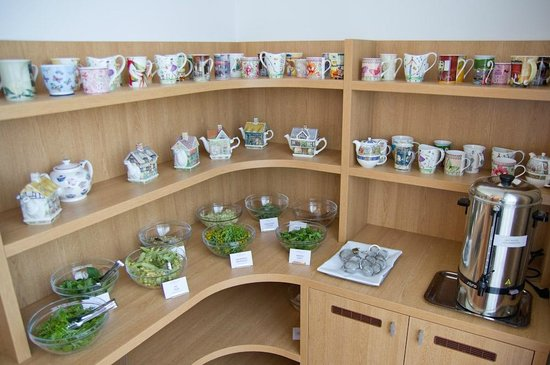 Marshal Garden Hotel: Tea Corner