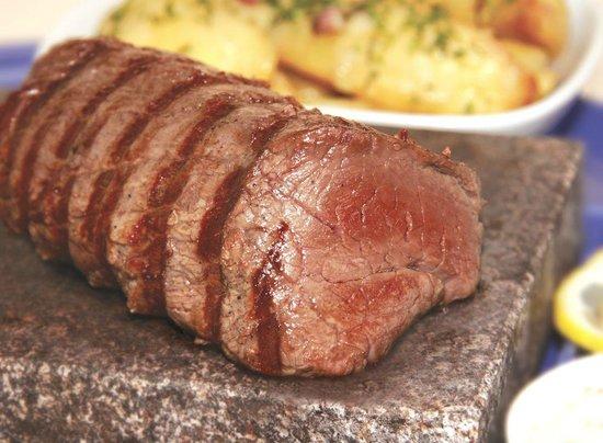 Marshal Garden Hotel: Argentinian Beef