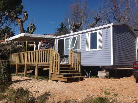 """Piantelle Camping: La nostra """"casetta"""""""