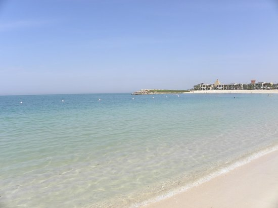 Hilton Ras Al Khaimah Resort & Spa: wonderful sea