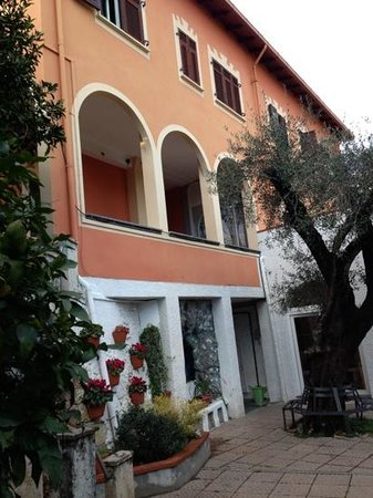 Orchidea Residence Hotel : le camere