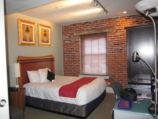 Lancaster Arts Hotel: Habitación