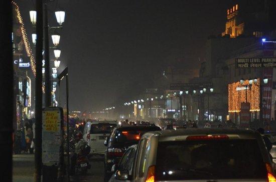 Image result for lucknow hazratganj market images