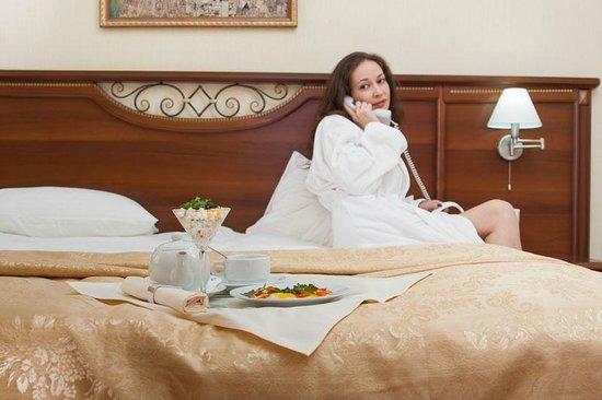 Markshtadt: Room Service Breakfast