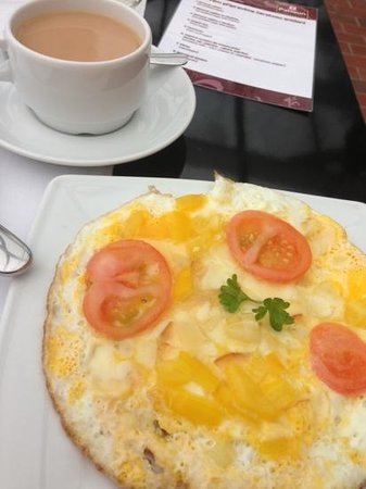 Pytloun City Boutique Hotel : this is not an omelette