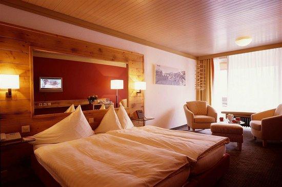 Hotel Eiger Grindelwald: Doppelzimmer Lifestyle