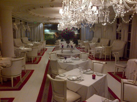Faena Hotel: One of the restaurants