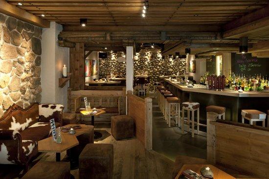 Hotel Eiger Grindelwald: Gepis Bar & Lounge