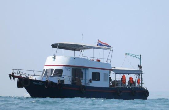 Pattaya Dive Centre: Nautigirl