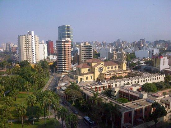 Belmond Miraflores Park: View