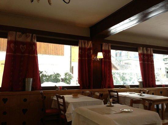 Hotel Le Cottage : breakfast room