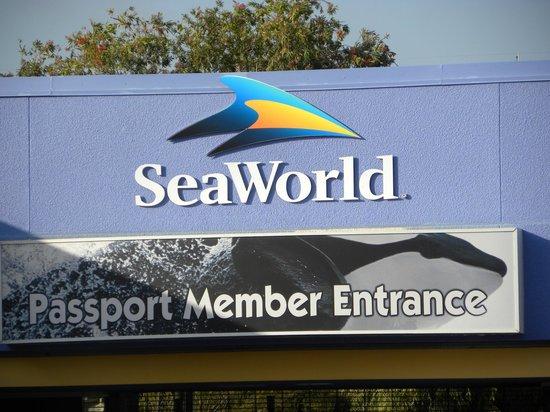 SeaWorld Сан-Диего: entrata