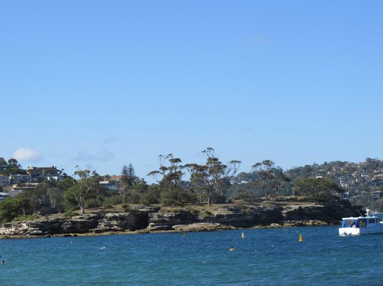 Rocky Point - from Balmoral beach