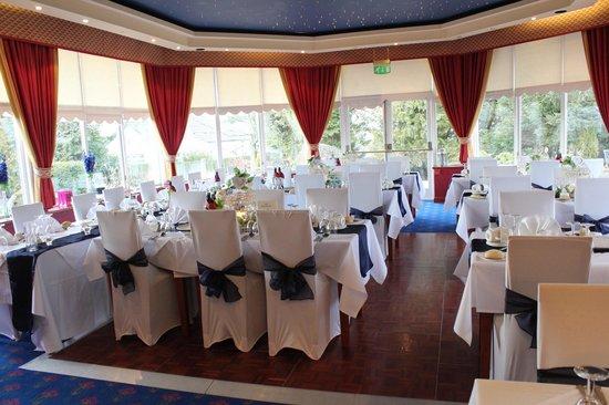 Somerton House Hotel : Wedding reception march 2013