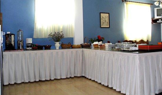 Hotel Helliniko: Buffet