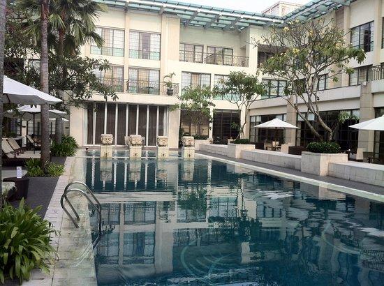 Aryaduta Medan: Lovely pool