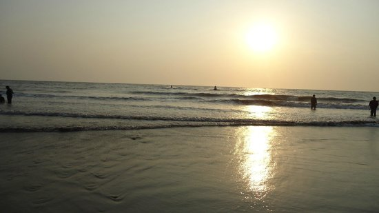Letscampout Kashid Campgrounds : Mast Beach View..