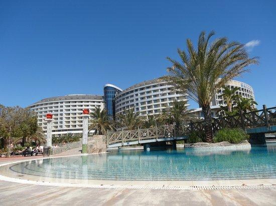 Royal Wings Hotel: View