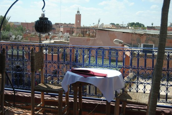 Riad l'Orangeraie: close to jewish quarter