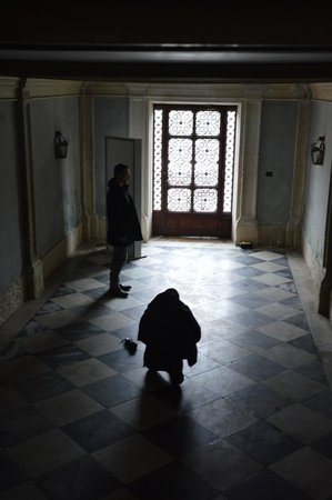 Palazzo Bembo: The palazzo entrance