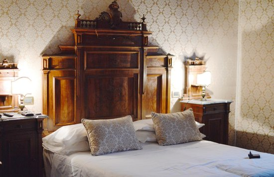 Palazzo Bembo: the junior suite at the back of the hotel