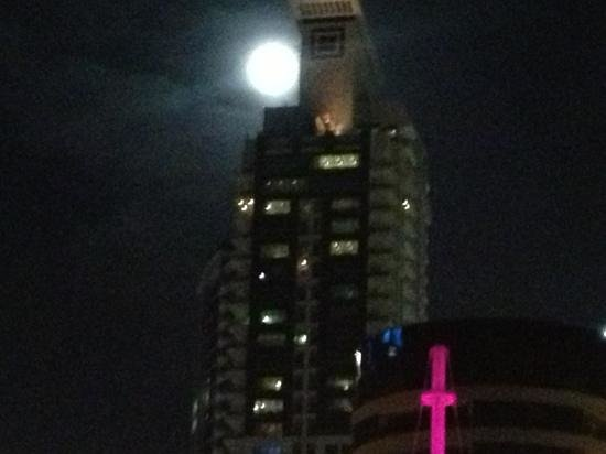 Al Khaima: full moon!