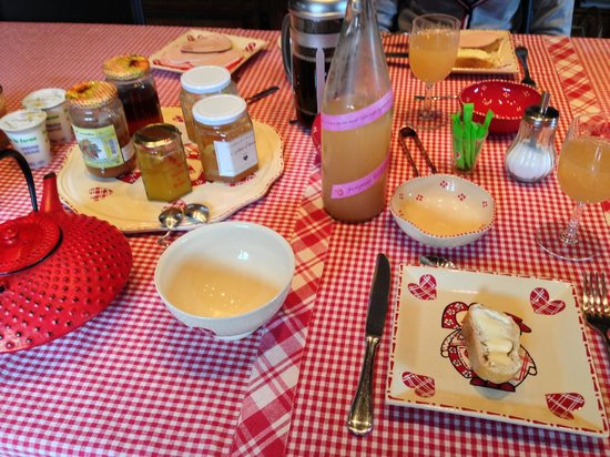 Bietlenheim, France : breaksfast