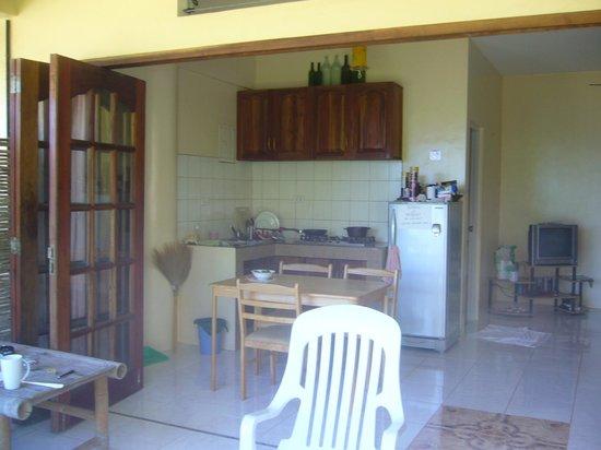 Sunrise Palais Boracay : kitchen