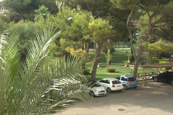 TUI FAMILY LIFE Alcudia Pins: View from apartment