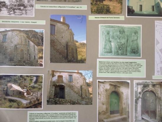 EcoMuseo CEA Val Sarmento: storia