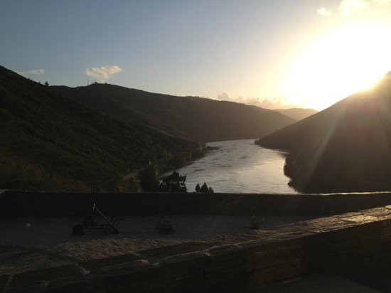 Quinta do Pego: sunset