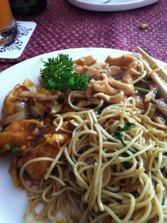 The Yum Yum Tree: Lunch plate