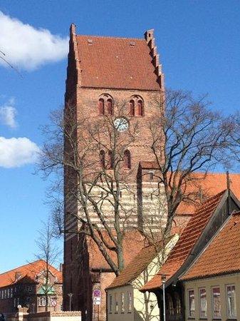 Taarnet Sct. Nicolai Kirke