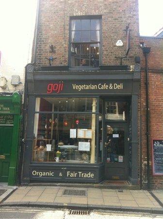 Cake Shop York Goodramgate
