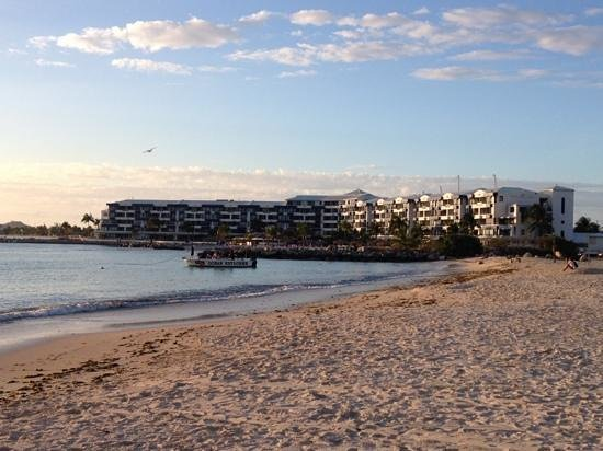 Royal Palm Beach Resort: perfect location!