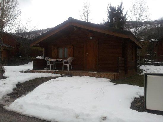 Camping El Paillès: chalet 2 personnes