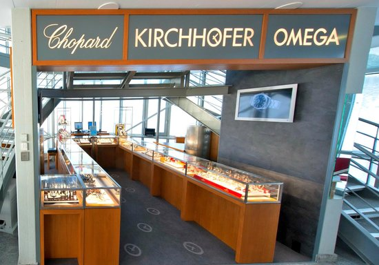 Jungfraujoch, Switzerland: Kirchhofer High Time