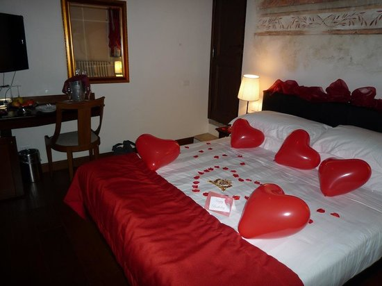 Relais Giulia: The Romantic surprise package