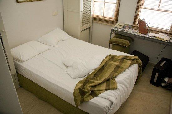 Alp Pasa Hotel: unser erstes Zimmer