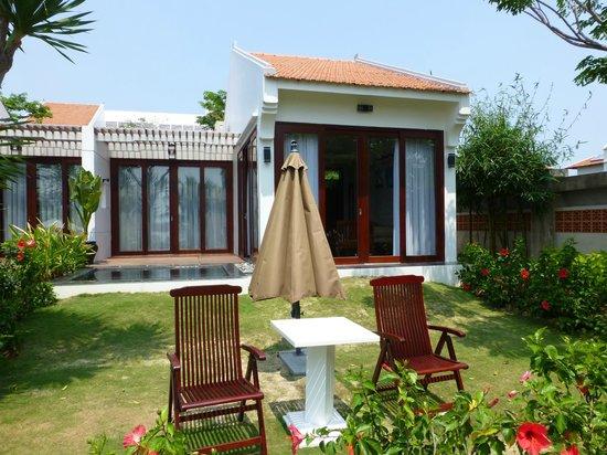 Hoi An Silk Marina Resort & Spa: Pool Villa with Jacuzzi   Villa 101