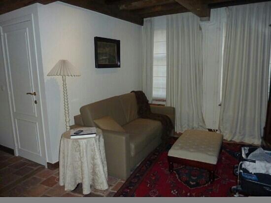 هوتل داي تويلورين: chambre 432