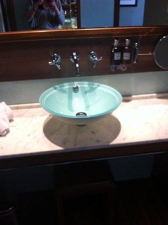 Radisson Blu Edwardian Manchester: Sink