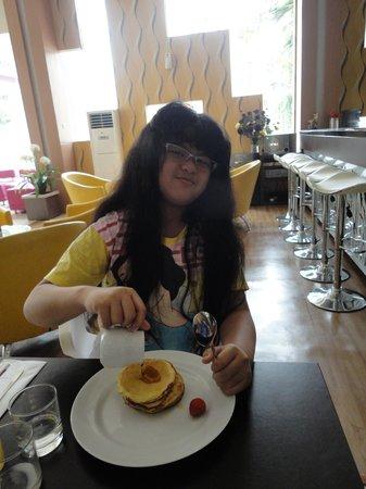 favehotel Kusumanegara: Yummy pancakes