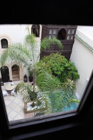 Riad Kheirredine: View from the window