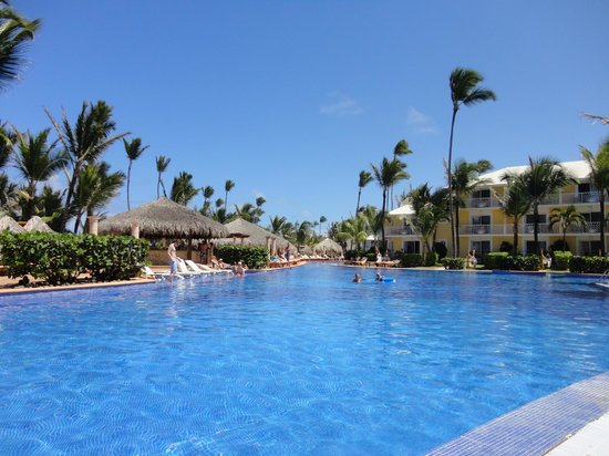 Excellence Punta Cana: Enjoyed the pool